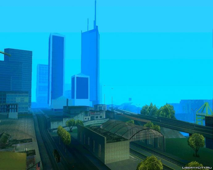 Виды на город