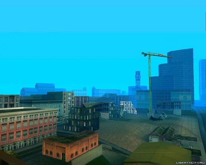 Промышленный район