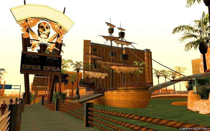 Казино Пираты в трусах