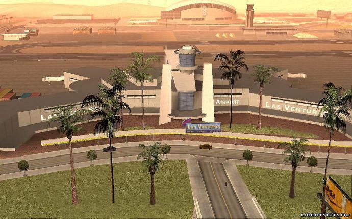 Аэропорт Лас-Вентурас