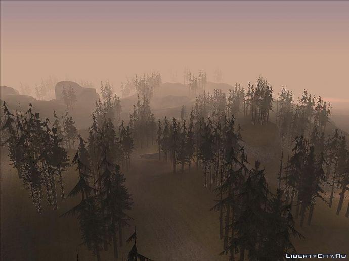 Большие леса