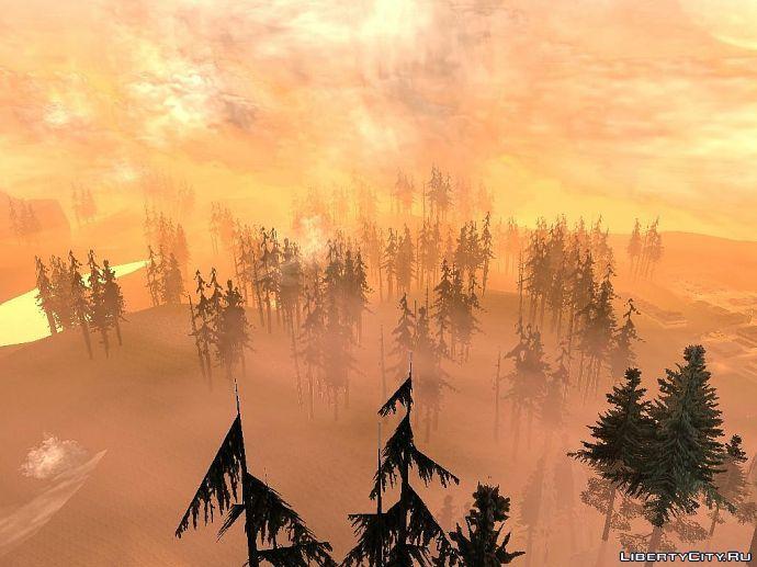 Родные леса