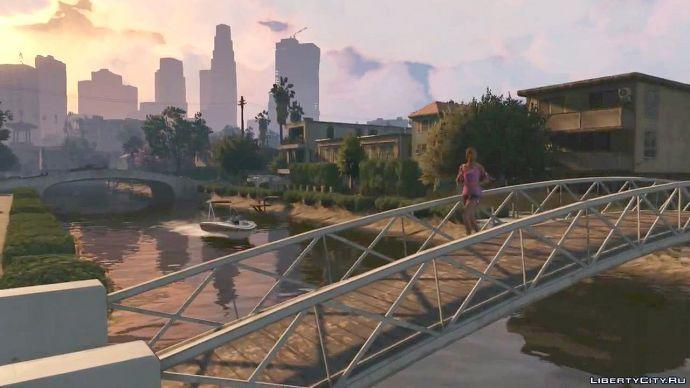 Grand Theft Auto V - знакомство с миром 12