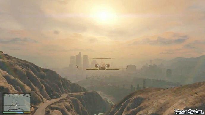 Grand Theft Auto V - знакомство с миром 14