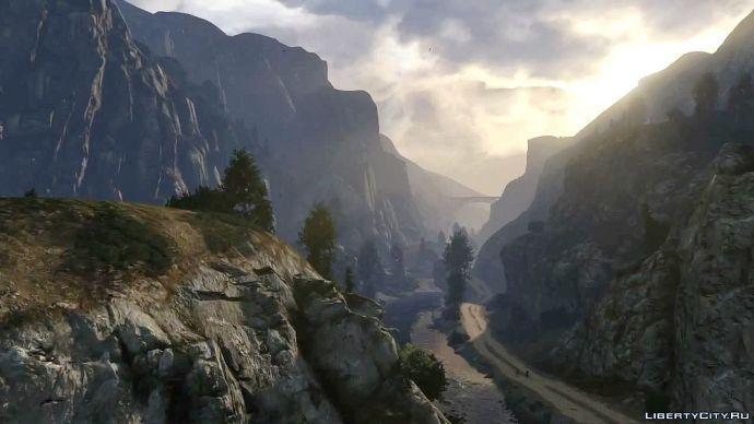 Grand Theft Auto V - знакомство с миром 15