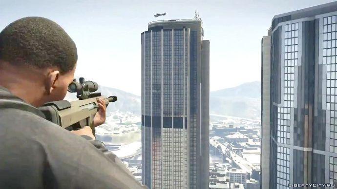 Grand Theft Auto V - знакомство с миром 17