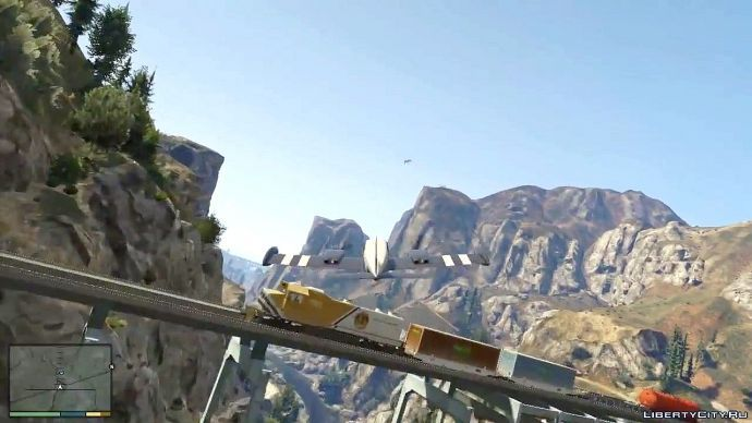 Grand Theft Auto V - знакомство с миром 18