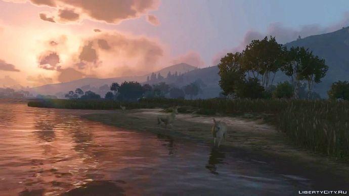 Grand Theft Auto V - знакомство с миром 2