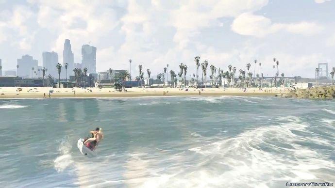 Grand Theft Auto V - знакомство с миром 3