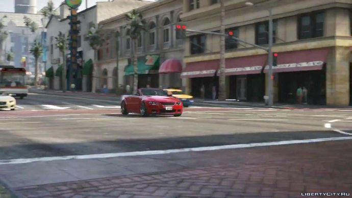 Grand Theft Auto V - знакомство с миром 5