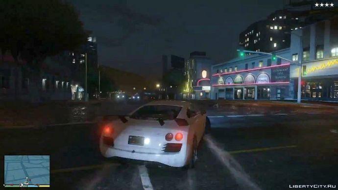 Grand Theft Auto V - знакомство с миром 7