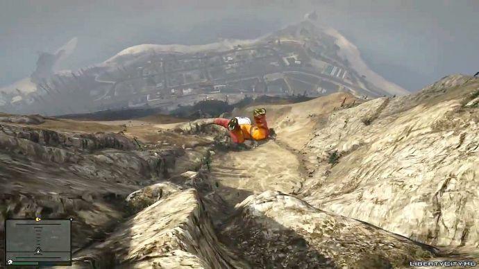 Grand Theft Auto V - знакомство с миром 8