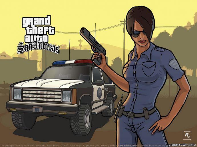 Полицейский Rancher