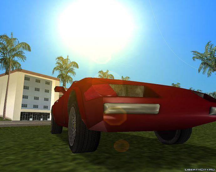 Стингер под солнцем