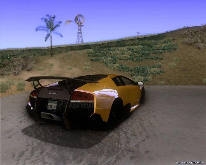 Lamborghini Murcielago LP 670-4 SV (3)