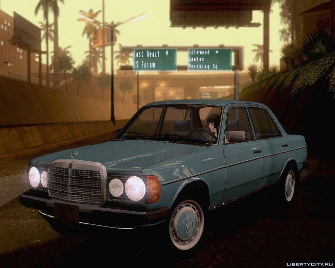Mercedes-Benz e230 1976