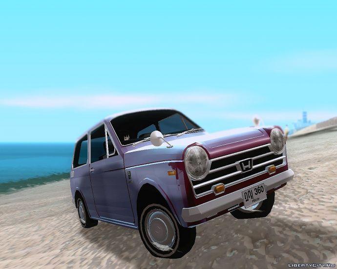 Honda n360 (2)