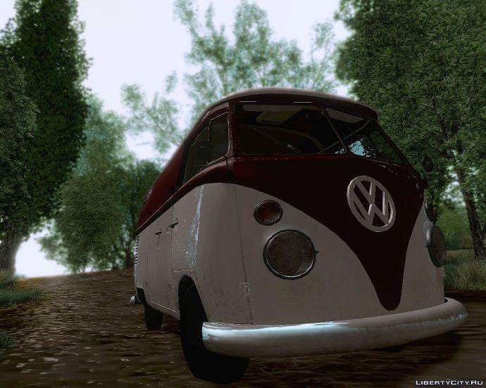 Volkswagen t1 van 1958 (3)