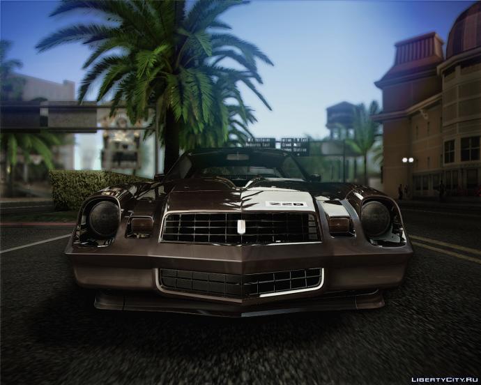 Chevrolet Corvette Z28
