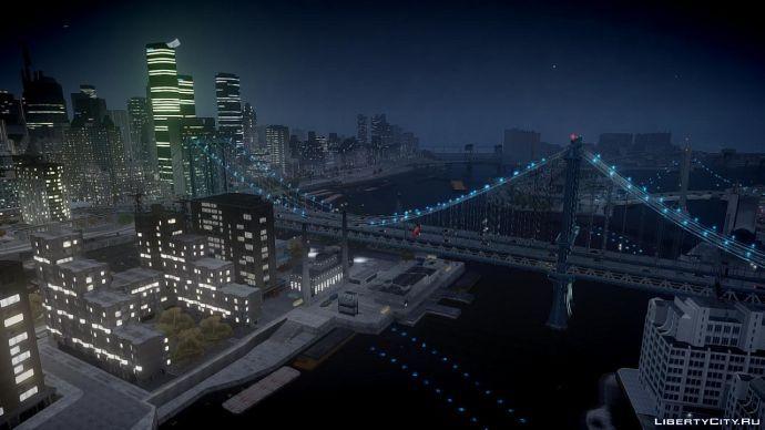 Красивый мост