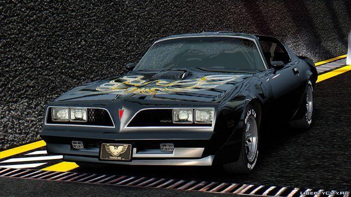 Pontiac_TransAm_1977г
