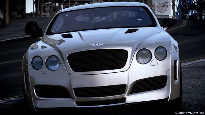 Vip Bentley Continental GT