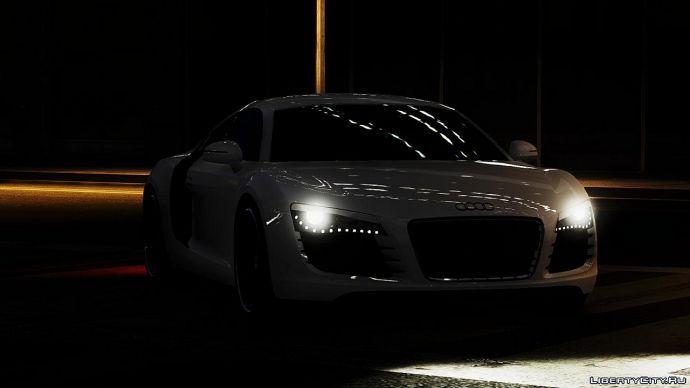 Audi r8 custom My enb M3v2.0