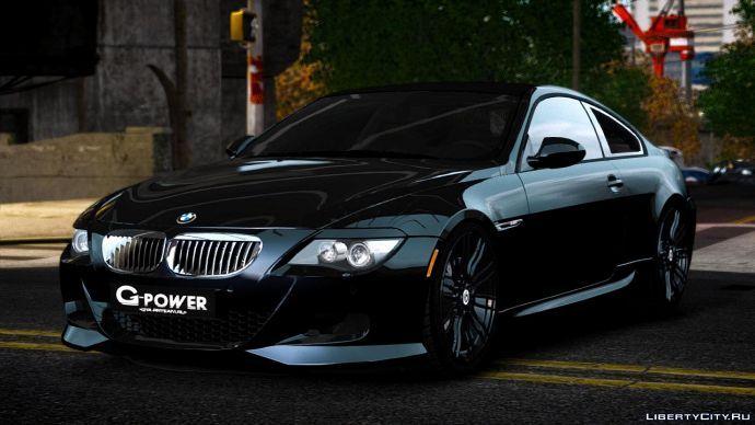BMW 6 G-Power