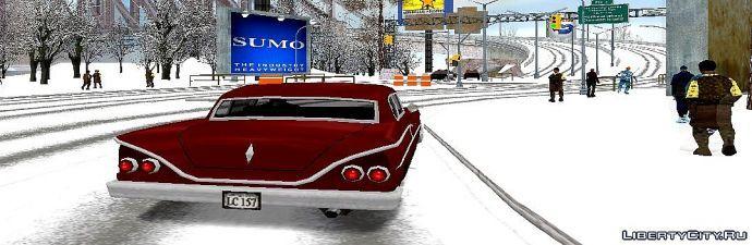 Зима в Либерти