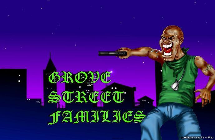 Grove Street Families от NIKCSUD