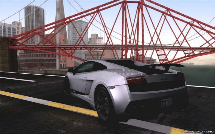 Lamborghini LP 570