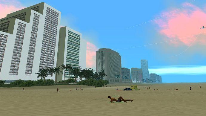 Miami-beach (VC Sunny Miami)