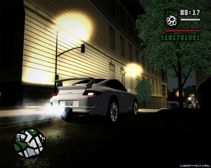 Мои приключения на Porsche