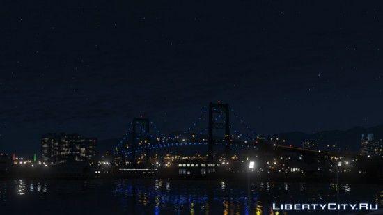 Мост, Элийзиан Айленд