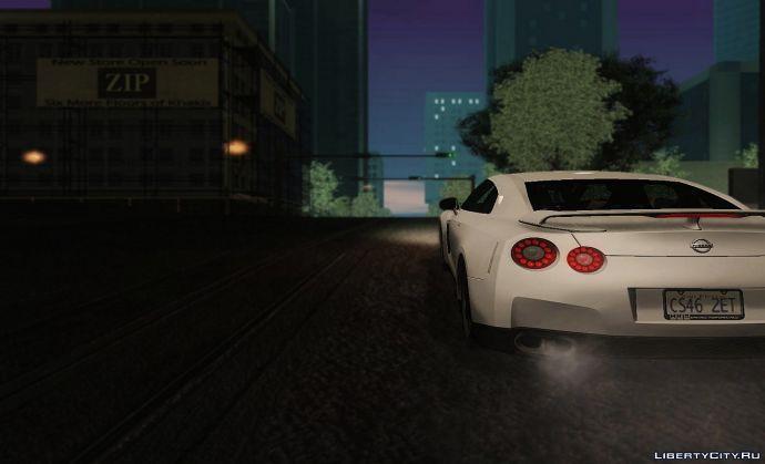 Nissan GT-R [1]