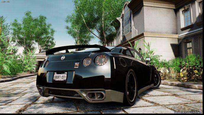 Nissan GTR 1-orig