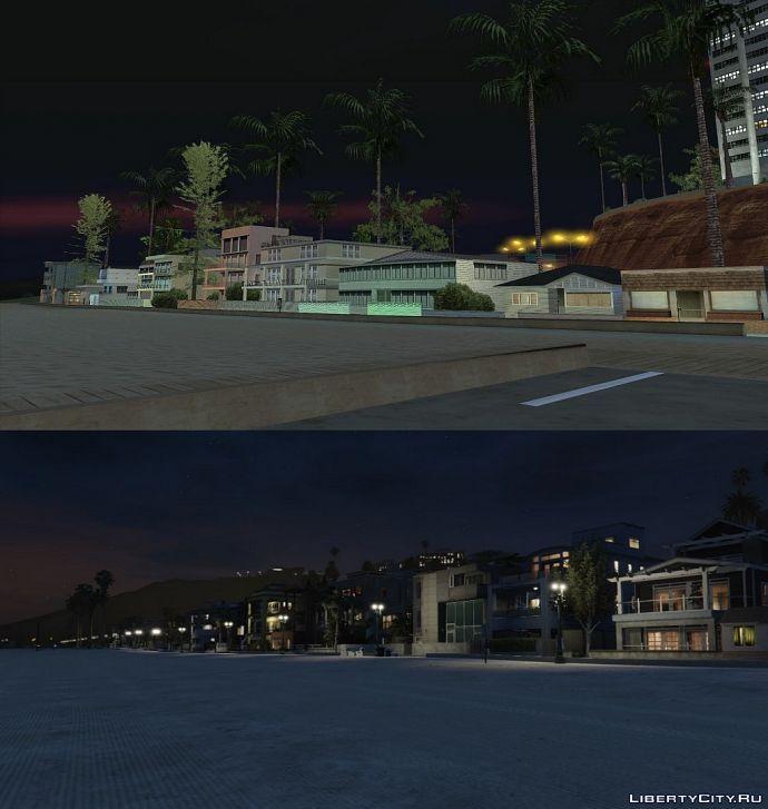 Пляжные дома