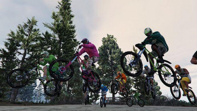 Покатухи на велосипедах