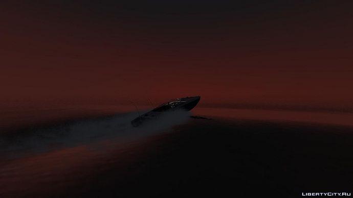 Алая ночь