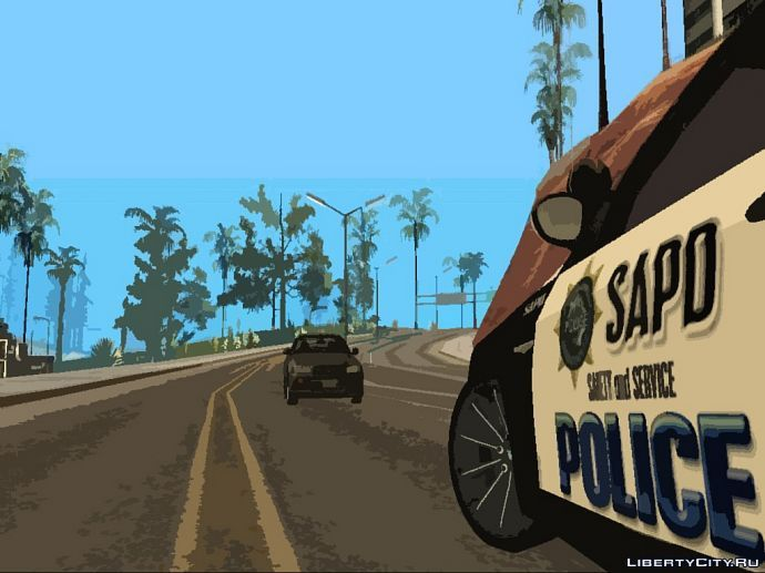 Полиция всегда начеку