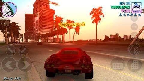2 Скришот Андроид Версии Gta Vice city