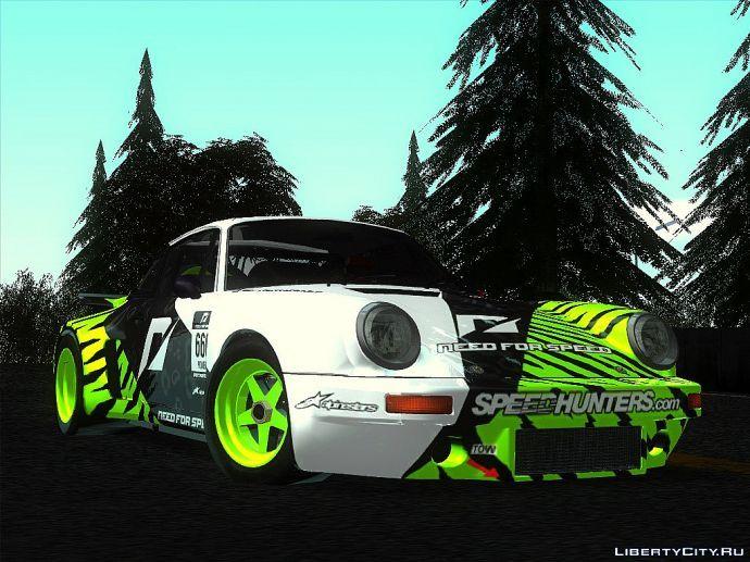 Porshe 911 Carrera RSR