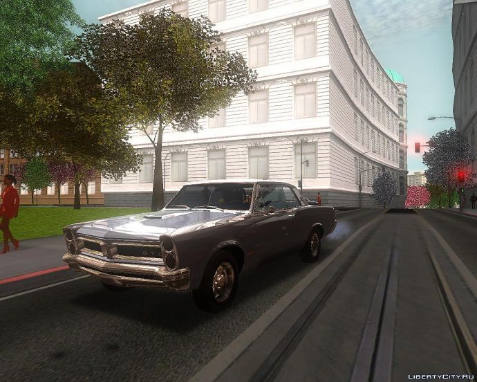 Pontiac GTO. Сан-Фиерро.
