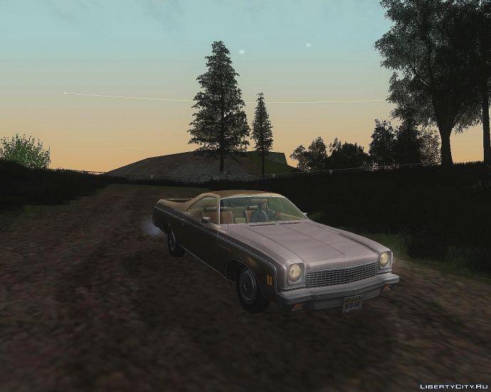 Chevrolet El Camino 1