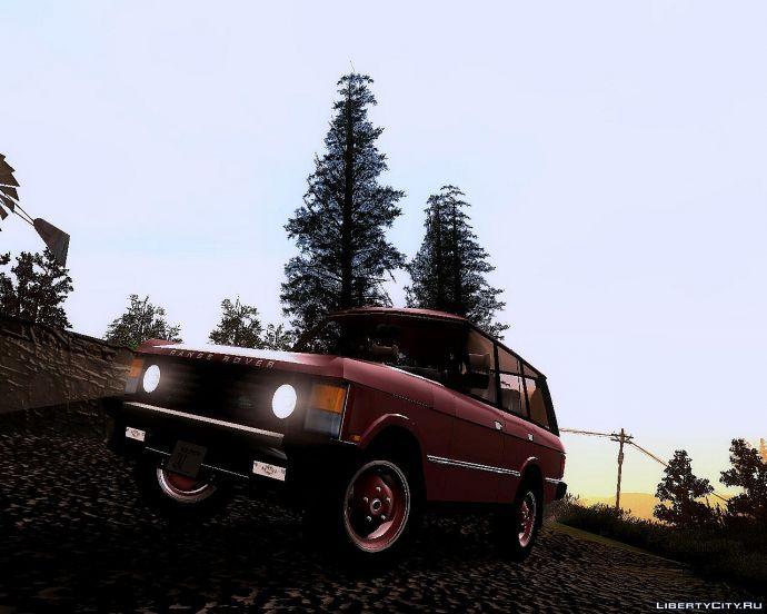Range rover county classic 1990