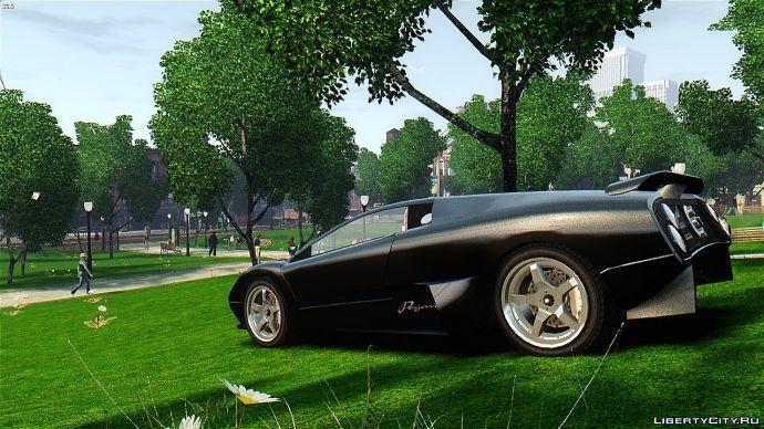 Cool car Standart Infernus