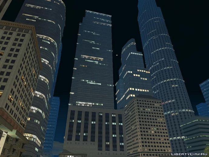 Город небоскрёбов