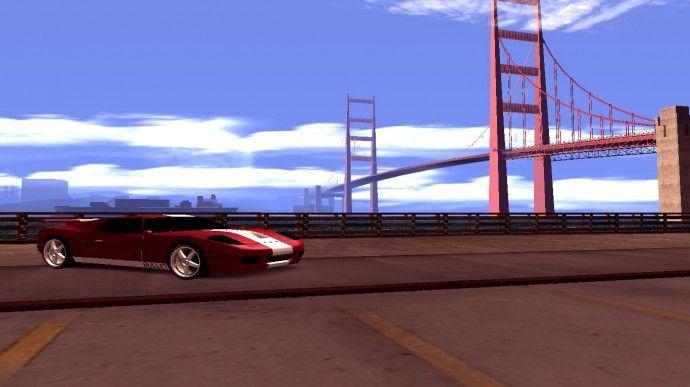 Bullet и мост