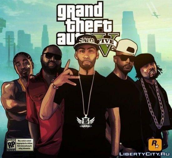Арт GTA 5