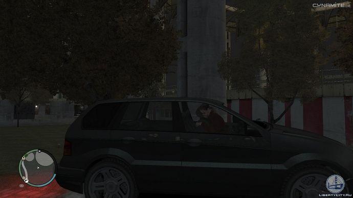 Секс в GTA 4